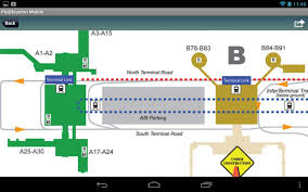 Detroit Airport Terminal Map Houston Airport Flight Tracker Android Apps On Google Play