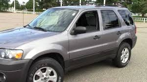 pequot car sales 2007 ford escape xlt youtube