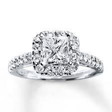 kay jewelers black friday kayoutlet diamond engagement ring 1 5 8 ct tw princess cut 14k