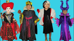 Halloween Costumes Evil Queen 5 Halloween Costumes Disney Villains Princesses Maleficent