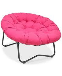 horris folding xl papasan chair quick ship furniture macy u0027s
