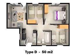Home Design Brand by Home Design 50m2