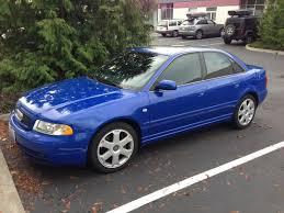 audi b5 s4 for sale for sale 2000 b5 audi s4 6spd nogaro blue sport package