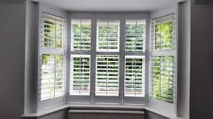 beautiful bow window shutters w to design decorating bow window shutters