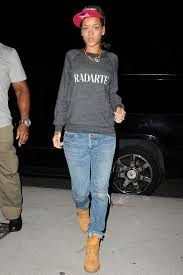 womens boots nyc rihanna on the in york fashion apparel