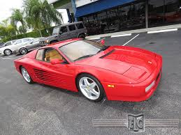 1994 512 tr for sale 1992 used 512tr 1992 testarossa 512 tr at fort