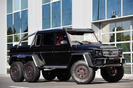 mercedes benz 6x6 brabus b63s mercedes benz g class 6x6 picture 89927