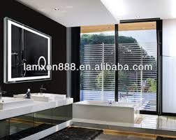 Bathroom Mirror With Clock Sale Led Bathroom Mirror With Digital Clock And Magnifier For