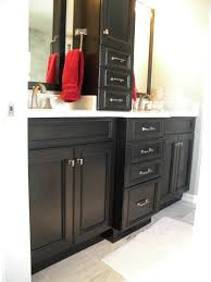 holiday kitchens cabinets in a knight finish with lincoln door