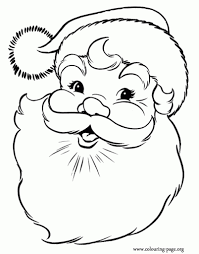 santa clause coloring pages the most amazing as well as interesting santa face coloring page