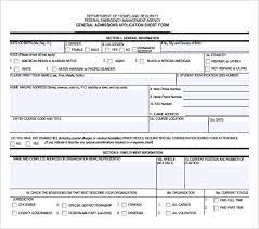 fema application form 8 download free documents in pdf