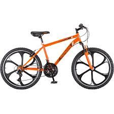 Mongoose Comfort Bikes Mongoose Orange Bicycles Ebay