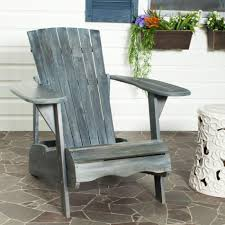 laguna collection gray oversized adirondack chair majestic within