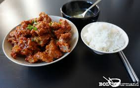cuisine cor馥nne recette poulet frit coréen piquant yangnyeom tongdak recette asiatique