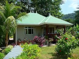 small bungalow seychelles casa de leela la digue