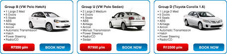 Port Elizabeth Airport Car Hire Long Term Car Rental Monthly Car Hire Xtreme Car Rental