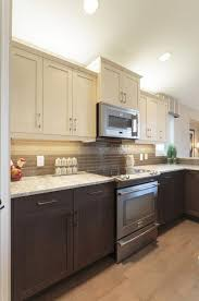 two color kitchen cabinets two tone gray kitchen walls color cabinets 27 ideas concept this is