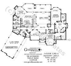 avonboro house plan house plans by garrell associates inc