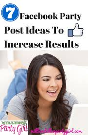7 post ideas for an epic direct sales facebook party door prizes