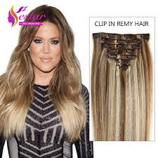 Aliexpress Com Hair Extensions by Sale Human Hair Brazilian Silky Straight Clip In Hair