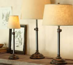 driftwood table lamp pottery barn lamp world
