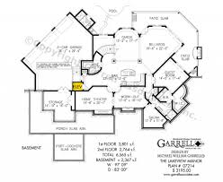 floor plan lakeview manor house plan house plans by garrell