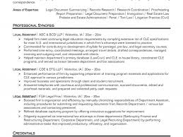 Attorney Resume Sample by Legal Resume Examples Resume Example