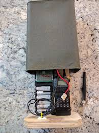 ham radio fox hunting transmitter controlled by arduino and