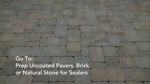 Best Sealer For Flagstone Patio by How To Apply Behr Premium Wet Look Sealer Youtube