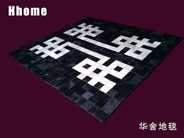 Cowhide Leather Rug Online Get Cheap Leather Rugs Aliexpress Com Alibaba Group