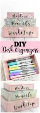 Diy Desk Accessories by Best 25 Supplies Organization Ideas Only On Pinterest