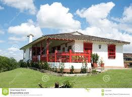 spanish style farm house royalty free stock images image 17815049