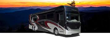 Design Your Own Motorhome Tuscany Class A Diesel Motorhomes Thor Motor Coach