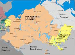 Germany Google Maps by Mecklenburg Strelitz Mecklenburg Vorpommern Germany Prussia