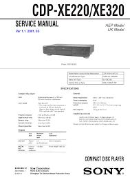 wiring diagram for sony cdx gt57upw sony xplod cdx gt520 sony