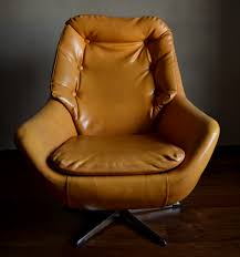 retro swivel chairs retro swivel egg chair vintro