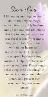 marriage prayers for couples best 25 prayer for married couples ideas on prayer