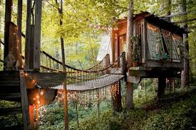three house tree houses you can spend the photos architectural digest