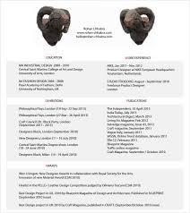 Basic Resume Template Pdf Sample Designer Resume 10 Documents In Pdf Word Psd Vector