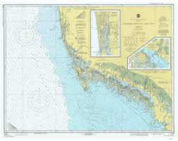 Marcos Island Florida Map Naples Florida Map Etsy