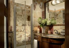 Stone Bathroom Designs Natural Stone Bathroom Make Your Bathroom Feel Natural And