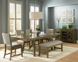 dining room captivating small modern rectangle glass lightning
