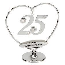 25th wedding anniversary gift 25th wedding anniversary gifts 2017 wedding ideas magazine