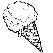 coloring pages ice cream cone ice cream cone colouring pages coloring page free radiorebelde info