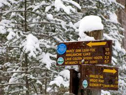Adirondack Mountains Map To The Virgin Adirondack U0027s Hiker