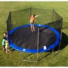 Safest Trampoline For Backyard by Pro Trampoline Reviews Best Trampolines Of 2017