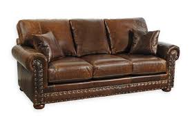Brown Leather Sofa And Loveseat Western Western Sofas And Loveseats Free Shipping