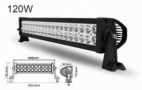 Led Work Light Bar by 120w Led Work Light Bar Offroad Boat Car Tractor Truck 4x4 4wd Suv