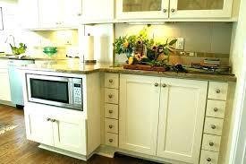 built in kitchen island microwave built in island warmupstudio