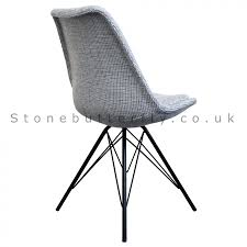 early charles and ray eames lcm or lounge chair metal for sale at